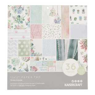 Kaisercraft Greenhouse Paper Pad