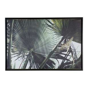 Ombre Home Animal Instinct Framed Canvas
