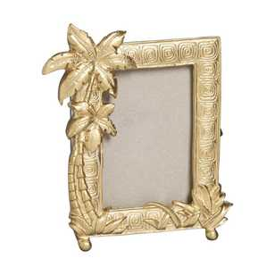 Ombre Home Animal Instinct Palm Tree Frame