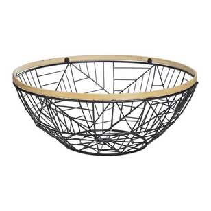 Ombre Home Animal Instinct Wire Bowl