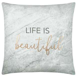 Bouclair Spring Bloom Mida Printed Cushion