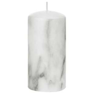 Bouclair Spring Bloom Marble Candle