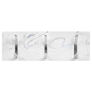 Bouclair Spring Bloom Marble Hook Set