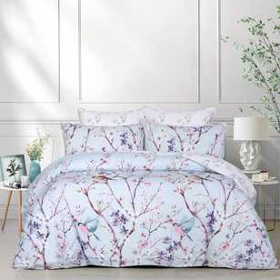 KOO Anwen Embroidered Quilt Cover Set