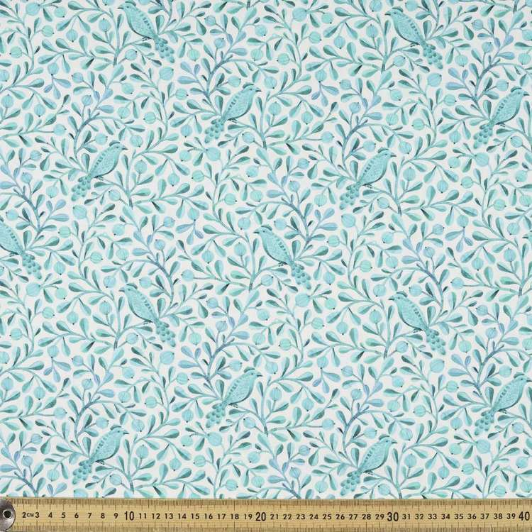 Cloud 9 Birds & Branches Organic Cotton Fabric