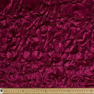 Crushed Liquid Velvet Fabric