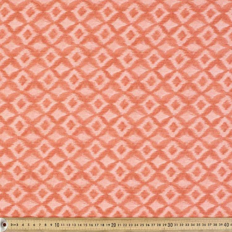 Ikat Look Quilt Backing