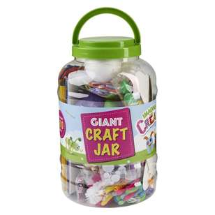Giant Craft Jar