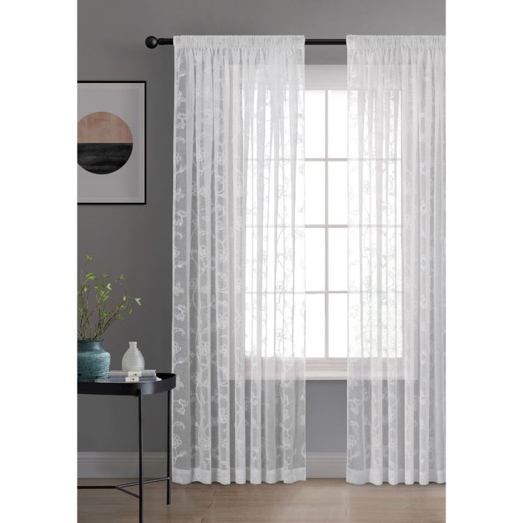 Florence Pencil Pleat Curtains