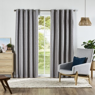 KOO Marble Eyelet Curtains