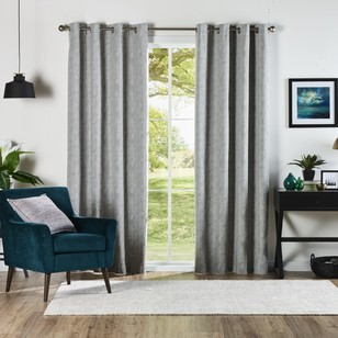 KOO Feather Eyelet Curtains