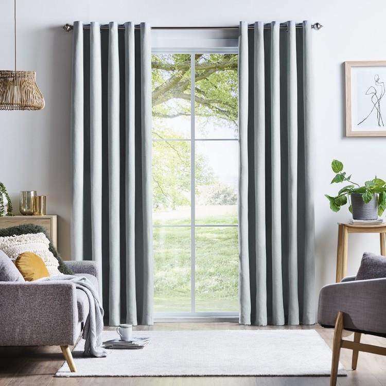 KOO Hayden Eyelet Curtains