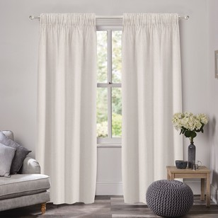 KOO Washington Pencil Pleat Curtains