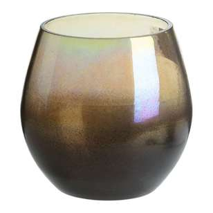Living Space Mystical Eclipse Metallic Vase