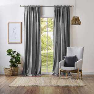 100% Cotton Rod Pocket Curtain