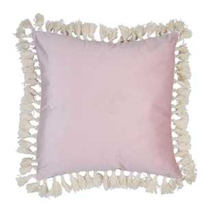 Ombre Home Animal Instinct Cushion With Fringe