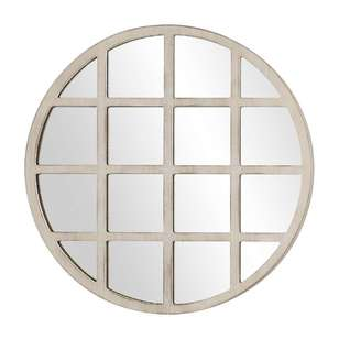 Living Space Round Window Mirror