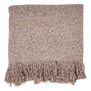Ombre Home Desert Rose Becky Throw