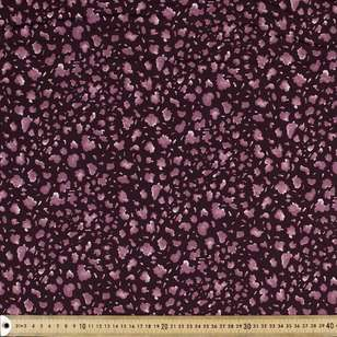 Animal Printed Performance Stretch Fabric