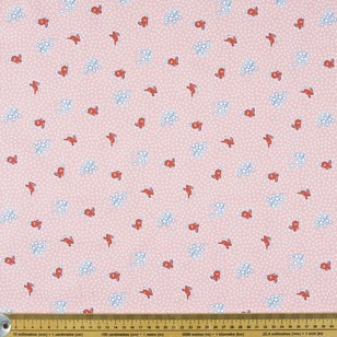 Toy Box Miniatures 3 Cotton Fabric