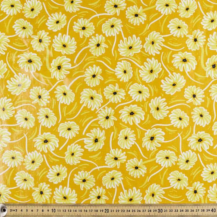 Ellie Whittaker Beach Daisies Fabric