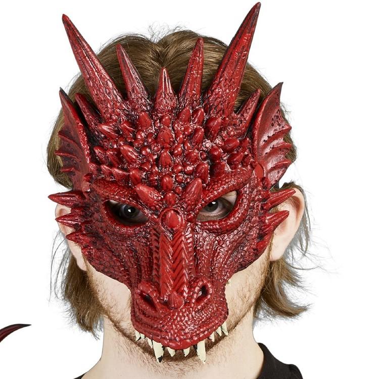 Party Creator Dragon Mask
