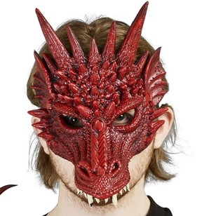Party Creator Dragon Mask