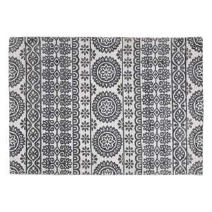 Spotlight Lotus Hi-Low Rug