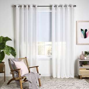 Grosvenor Eivin Eyelet Curtain