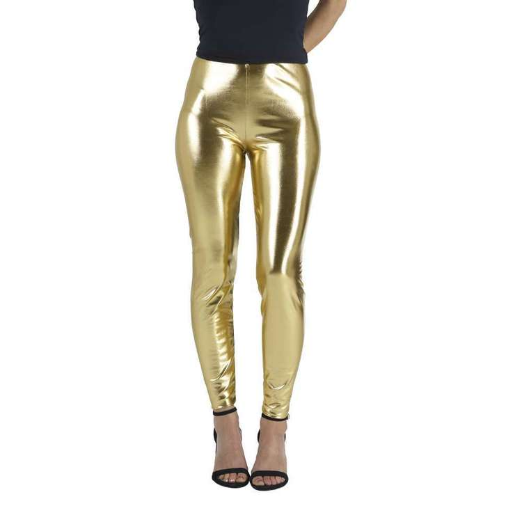 Party Creator Metallic Leggings