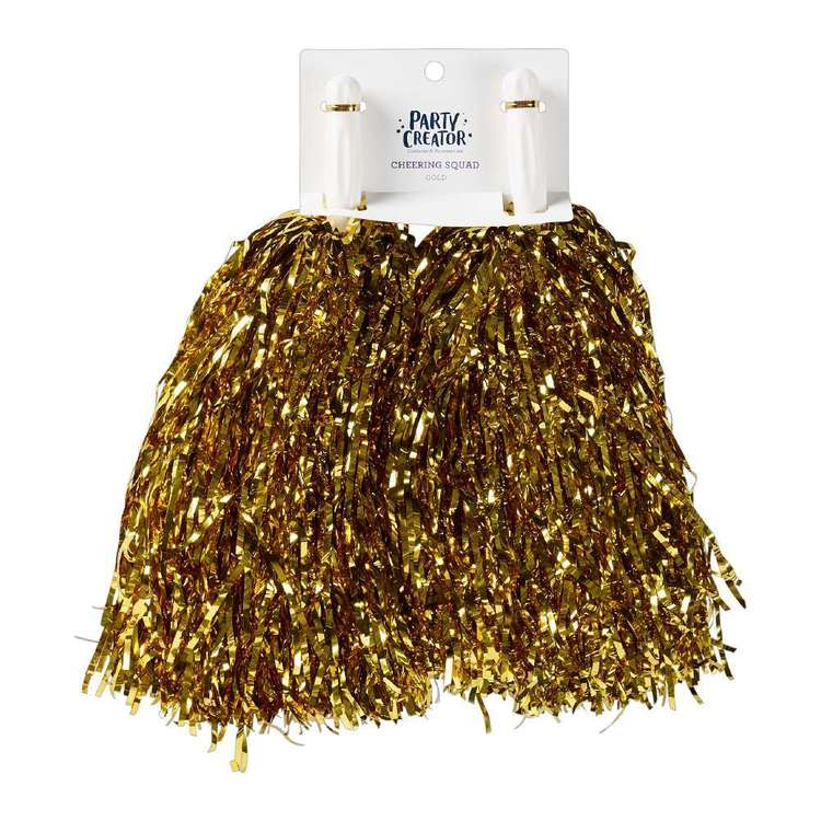 Party Creator Cheering Squad Pom Poms