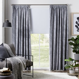 Gummerson Neutrals Pencil Pleat Curtains