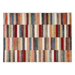 Atta Polypropylene Leaves Rug