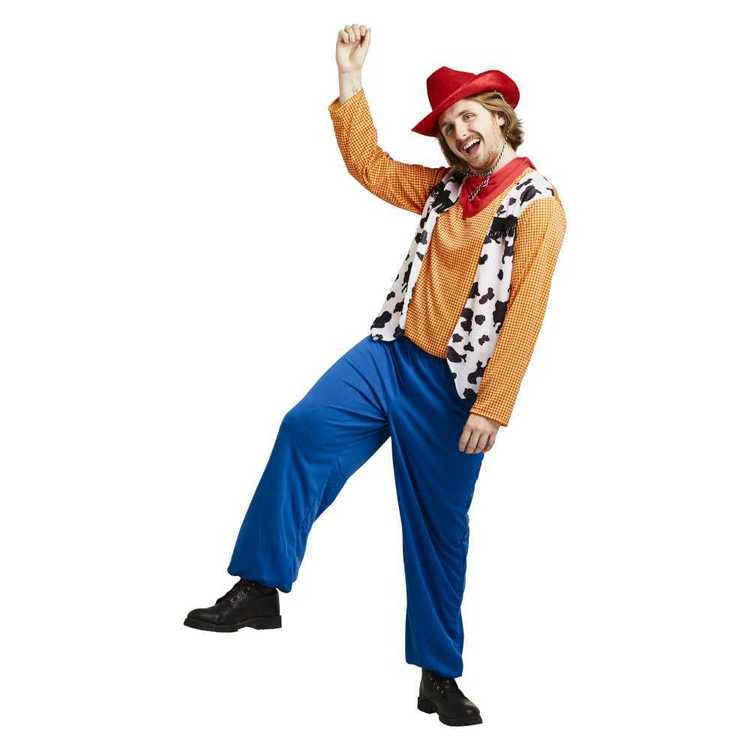 Party Creator Cowboy Adult Costume