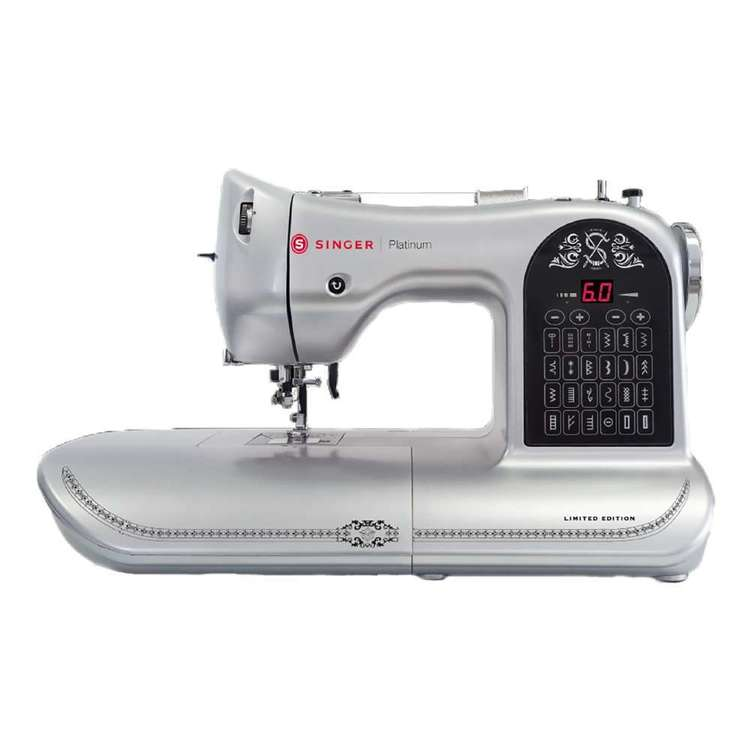 Singer Heritage Platinum Sewing Machine
