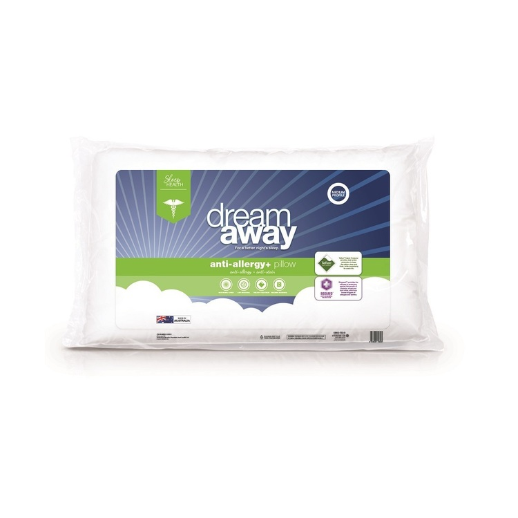 Dream Away Allergy Plus Medium Pillow