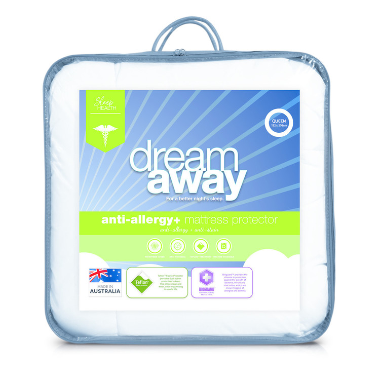 Dream Away Allergy Plus Mattress Protector