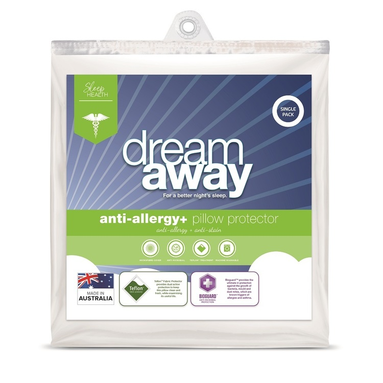 Dream Away Allergy Plus Pillow Protector