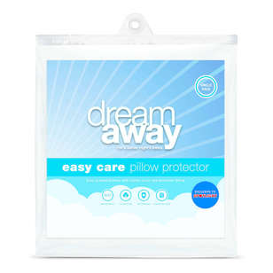 Dream Away Easy Care Pillow Protector 2 Pack