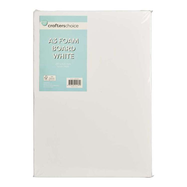 Crafters Choice Foam Board 8 Pack