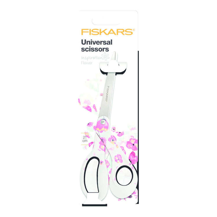 Fiskars Inspiration Flower Scissors