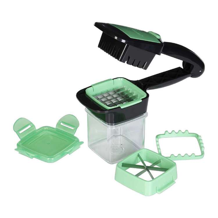 As Seen On TV 7 Piece Quick Nicer Dicer