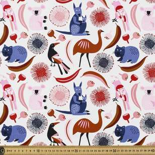Jocelyn Proust All Animals Cotton Fabric