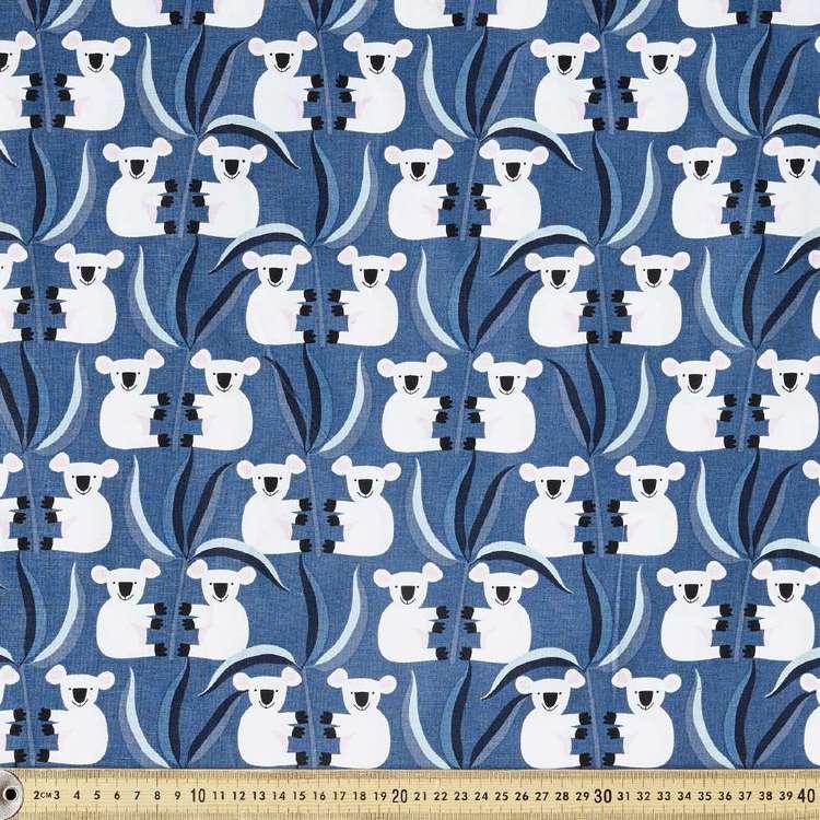 Jocelyn Proust Koala Cotton Fabric