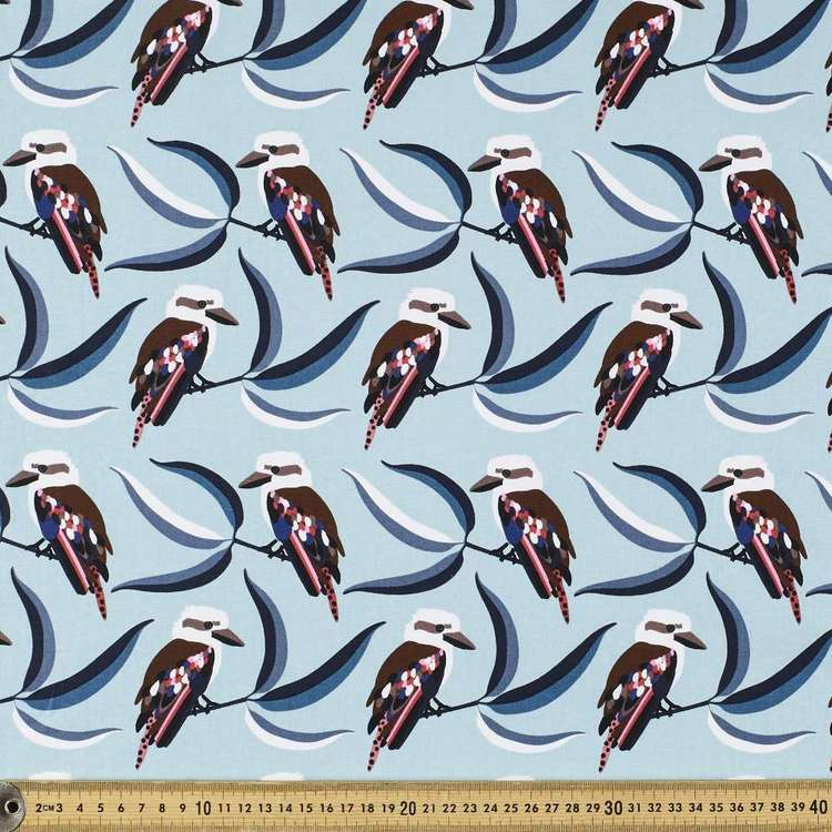 Jocelyn Proust Kookaburra Cotton Fabric