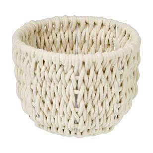 Ombre Home Desert Rose Rope Basket