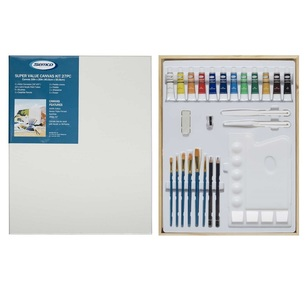 Semco Super Value Canvas Kit