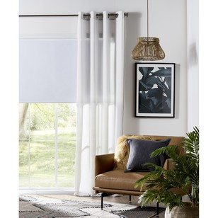 KOO Franky Eyelet Sheer Curtain