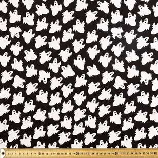 Halloween Ghosts Cotton Fabric