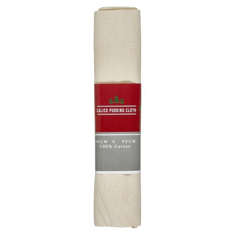 Calico Pudding Cloth